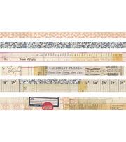 Tim Holtz Idea-ology 6 pk Design Tapes-Merchant, , hi-res