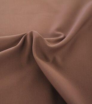 Performance Microflex Compression Knit Fabric-Toast
