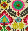 Waverly Lightweight Decor Fabric-Santa Maria/Desert Flower