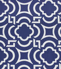 Solarium Outdoor Fabric-Carmondy Navy