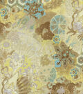 P/K Lifestyles Upholstery Fabric 54\u0022-Windflower/Celestial