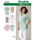 Simplicity Pattern 2255H5 6-8-10-12--Simplicity Misses