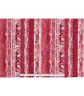 Keepsake Calico Cotton Fabric-Tie Dye Stripe Red