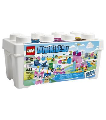 LEGO Unikitty Unikingdom Creative Brick Box 41455