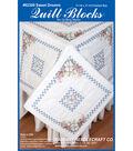 Stamped Quilt Blocks 18\u0022X18\u0022 6/Pkg-Sweet Dreams