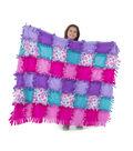 Melissa & Doug Created By Me-Flower Fleece Quilt