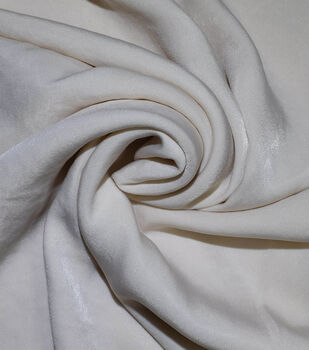 "Casa Collection Sanded Satin Fabric 55""-Solids"