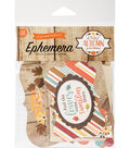 A Perfect Autumn Ephemera Cardstock Die-Cuts-Icons