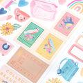 American Crafts Dear Lizzy 6\u0022x12\u0022 Sticker Sheet
