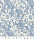 Keepsake Calico Cotton Fabric -Maryjane Sky