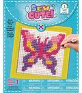 Needlepoint Butterfly