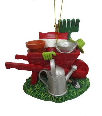 Maker's Holiday Christmas Resin Gardening Ornament