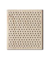 Hampton Art Wood Stamp-Sketchy Dot Background, , hi-res