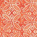 ED Ellen DeGeneres Outdoor Fabric 9\u0022x9\u0022 Swatch-Merida Pimento