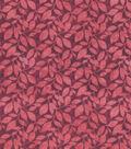 Keepsake Calico Cotton Fabric-Red Vines on Tie Dye
