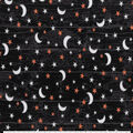 Halloween Cotton Fabric-Midnight Woodgrain