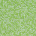 Keepsake Calico Cotton Fabric-Green Floral Web