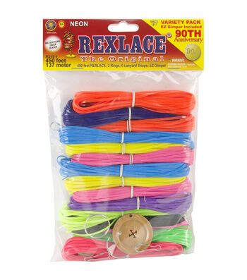 Rexlace 90th Anniv. Neon Pack