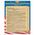 U.S. Constitution Learning Chart 17\u0022x22\u0022 6pk