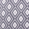 Blizzard Fleece Fabric-Aztec Gray