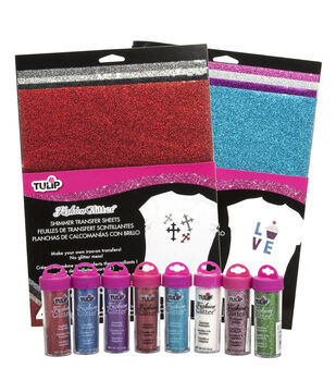 Tulip Super Big Glitter Assortment