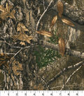 Realtree Flannel Fabric 42\u0022-Edge