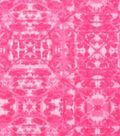 Blizzard Fleece Fabric -Pink Tie Dye