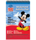 Mickey Stickerland Activity Pad