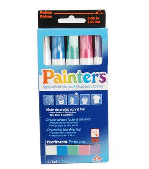 Elmer's 5 pk Painters Paint Markers