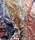 Casa Dahlia Ombre Sequin Emb Fabric-Multi