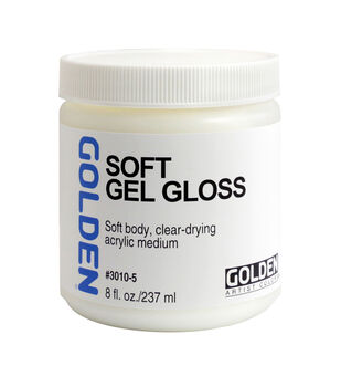 Golden Soft Gel Gloss 8oz.