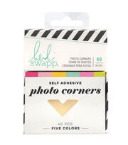 Heidi Swapp Colorfresh Photo Corners, , hi-res
