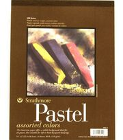 "Strathmore Pastel Pad 9""X12"", , hi-res"