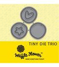 Waffle Flower Crafts Die-Tiny Trio