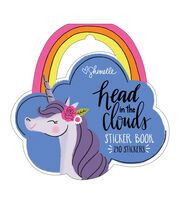 American Crafts Shimelle Head in the Clouds Sticker Book, , hi-res