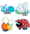 Buggy For Bugs Cut Outs 36/pk, Set Of 6 Packs