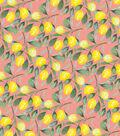 Cricut Deluxe Paper-Natalie Malan Belle Citron
