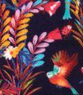 Anti-Pill Fleece Fabric 59\u0022-Blue Woodland