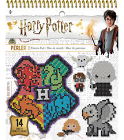 Perler Harry Potter Pattern Pad Large, , hi-res