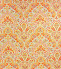Richloom Studio Lightweight Decor Fabric 54\u0022-Coral Morales