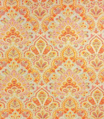 "Richloom Studio Lightweight Decor Fabric 54""-Coral Morales"