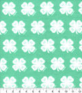 4-H Flannel Fabric-Emblem