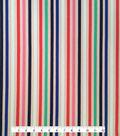 Doodles Juvenile Apparel Fabric 57\u0027\u0027-Pink Stripes Interlock