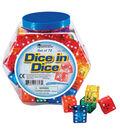 Dice in Dice Bucket, Set of 72