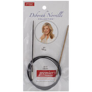 "Deborah Norville Fixed Circular Needles 47"" Size 1.5/2.25mm, , hi-res"