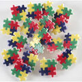 Flair Originals 18 pk 1\u0027\u0027 Puzzle Piece Buttons