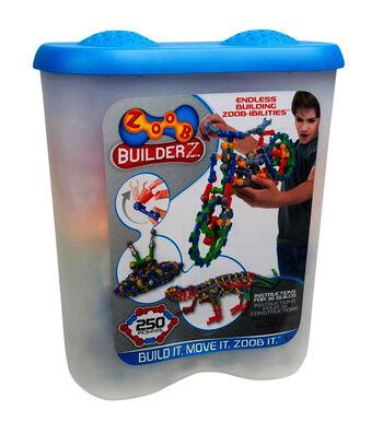 ZOOB BuilderZ, 250 Piece Building Set