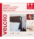 VELCRO Brand Sticky Back Hook & Loop Tape 19mmX15m-White