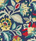 Waverly Upholstery Fabric 54\u0022-Katia Adriatic