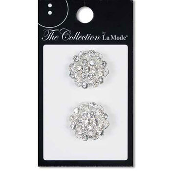 Collection Clear Rhinestone